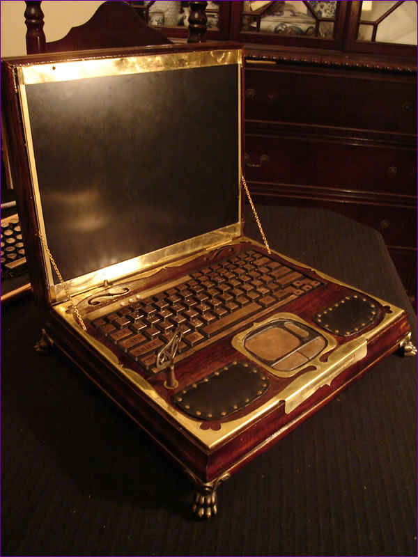 Ye olde antique laptope